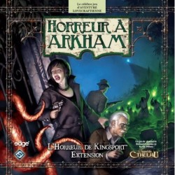 Horreur à Arkham : L'horreur de Kingsport un jeu Edge