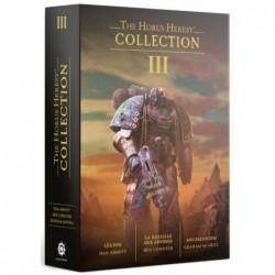 The horus heresy collection 3 un jeu Black Library