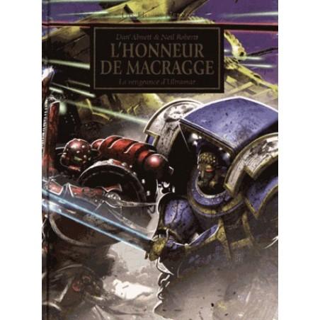 Bande dessinée - L'Honneur de Macragge un jeu Black Library