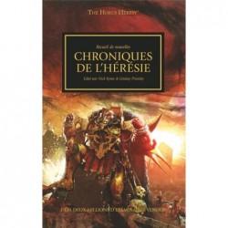 Chroniques de L'Hérésie un jeu Black Library