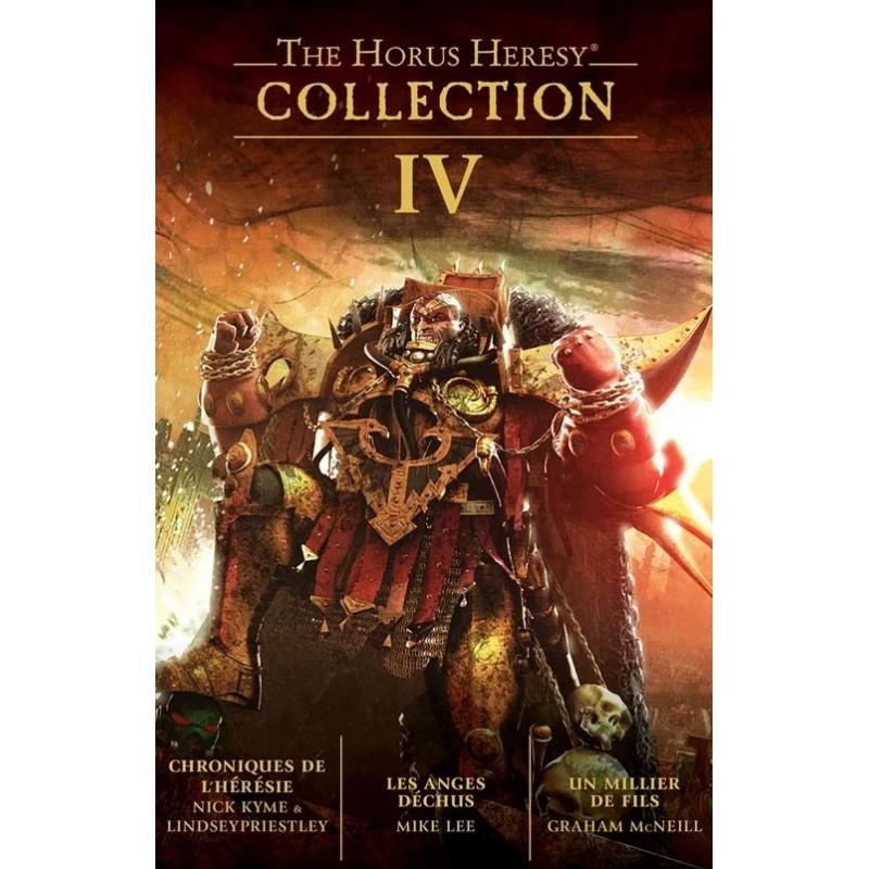 The horus heresy - Collection IV un jeu Black Library