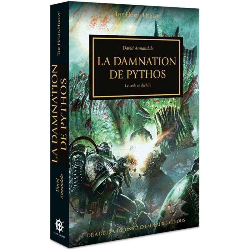 La Damnation de Pythos un jeu Black Library