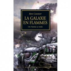 La Galaxie en Flammes un jeu Black Library