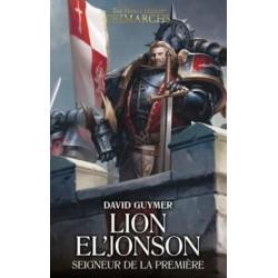 Lion El'jonson un jeu Black Library