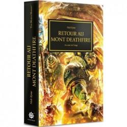Retour au Mont Deathfire un jeu Black Library