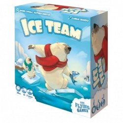 Ice Team un jeu The Flying Games