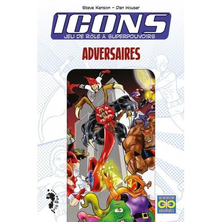 Icons : Adversaires un jeu John Doe