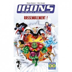 Icons : Rassemblement ! un jeu John Doe