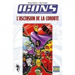 Icons : L'ascension de la cohorte un jeu John Doe