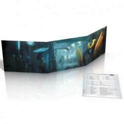 Interface zéro Ecran un jeu Black Book