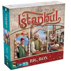 Istanbul Big Box un jeu Matagot