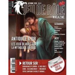 Jeux de rôle magazine 51 un jeu