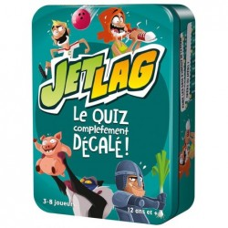 Jet lag un jeu Cocktail games
