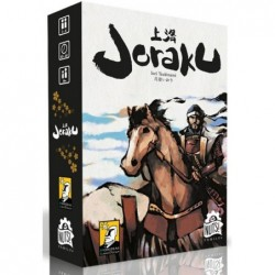 Joraku un jeu Nuts Publishing