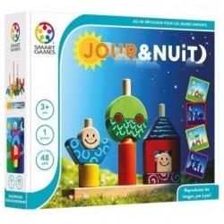 Jour et nuit un jeu Smart Games