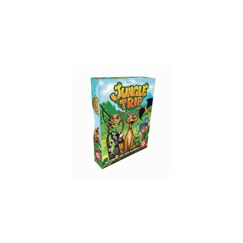 Jungle trip un jeu Piatnik
