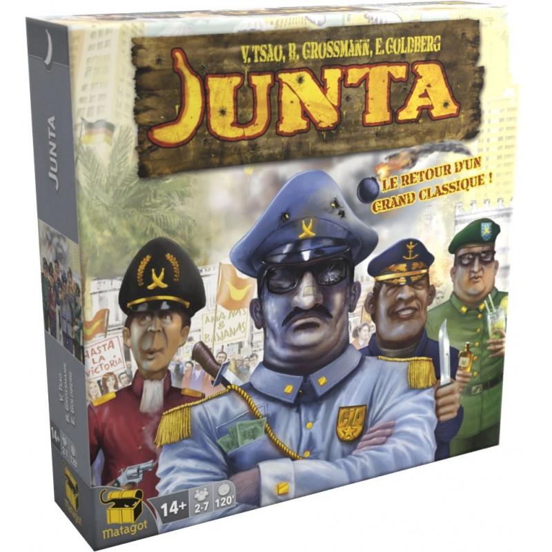 Junta un jeu Matagot