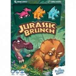 Jurassic Brunch un jeu The Flying Games