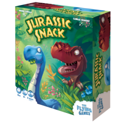 Jurassic Snack un jeu The Flying Games