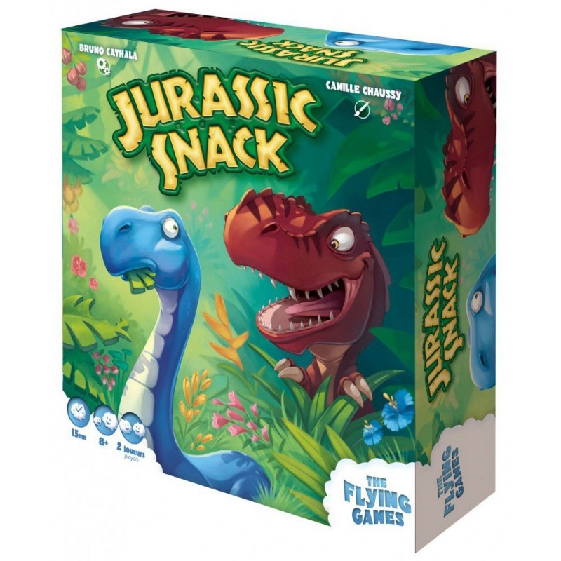 Jurassic Snack XL un jeu The Flying Games
