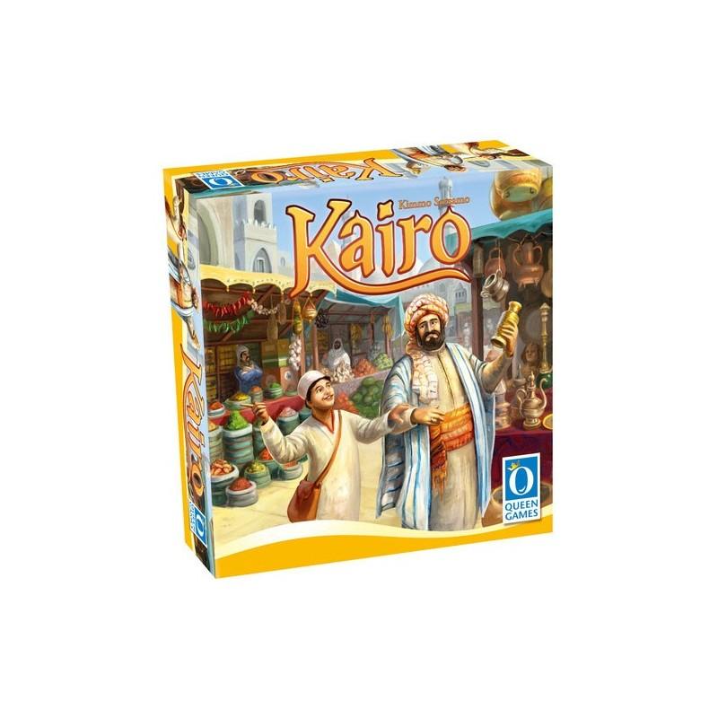 Kairo un jeu Queen Games