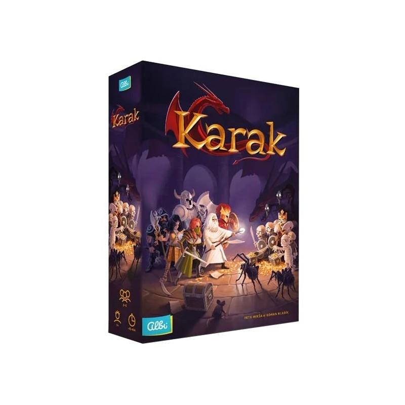 Karak un jeu