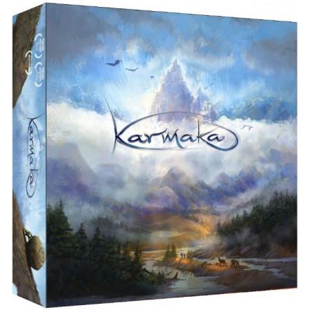 Karmaka un jeu Lumberjacks Studio