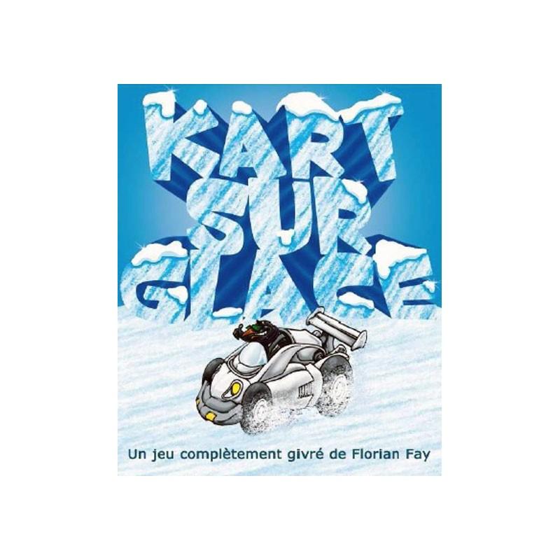 Kart sur glace un jeu Les XII singes