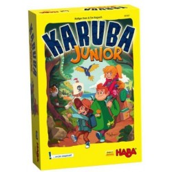 Karuba Junior un jeu Haba