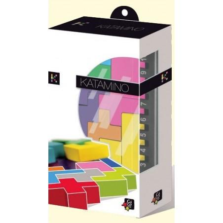 Katamino Pocket un jeu Gigamic
