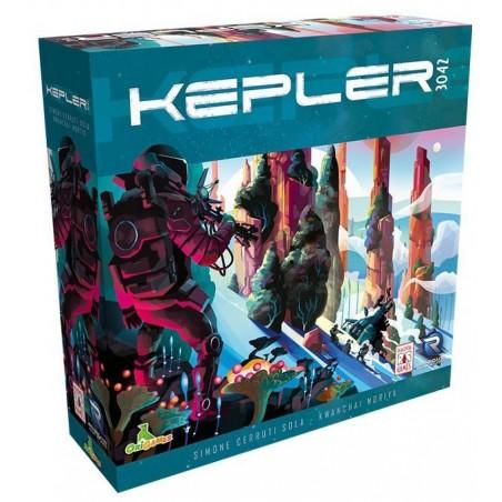 Kepler 3042 un jeu Renegade Game Studio