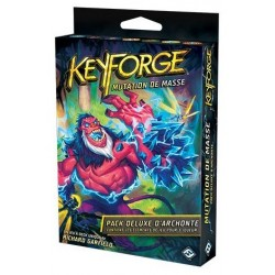 Keyforge : Mutation de Masse - Pack Deluxe un jeu FFG France / Edge