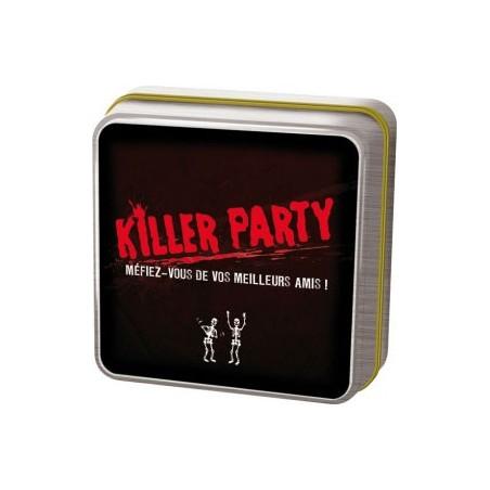 Killer Party un jeu Cocktail games
