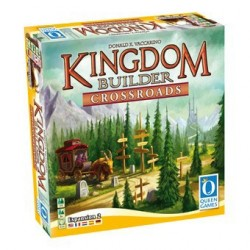 Kingdom Builder extension Crossroads un jeu Queen Games