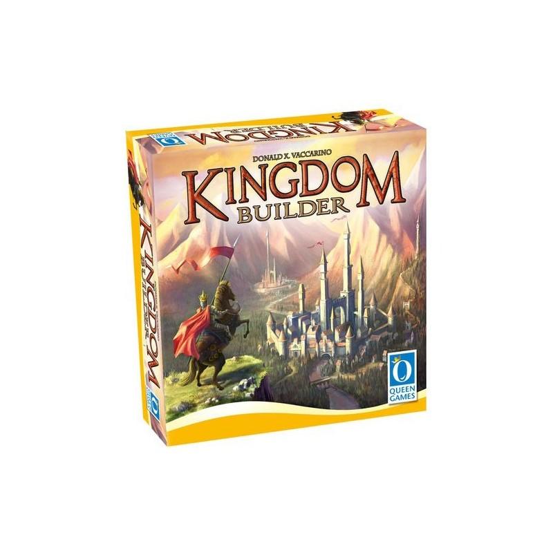 Kingdom Builder un jeu Queen Games