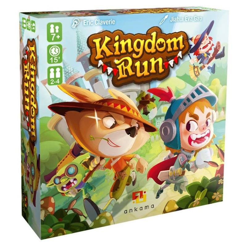Kingdom Run un jeu Ankama