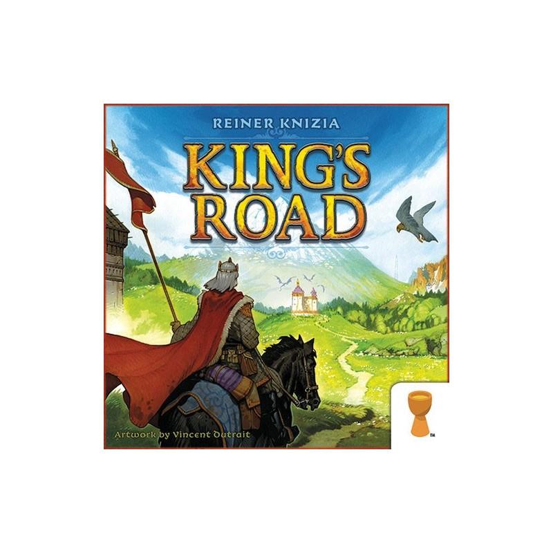 King's road un jeu Grail Games