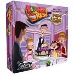 Kitchen Rush : piece of cake un jeu Geek Attitude Games