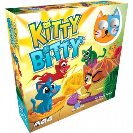 Kitty Bitty un jeu Blue orange
