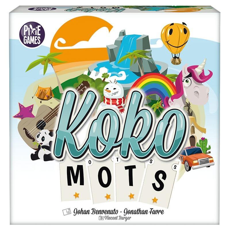Kokomots un jeu Pixie Games