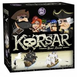 Korsar (nouvelle édition) un jeu Pixie Games