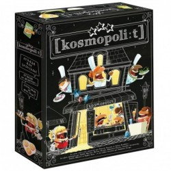 Kosmopoli:t un jeu Paille editions