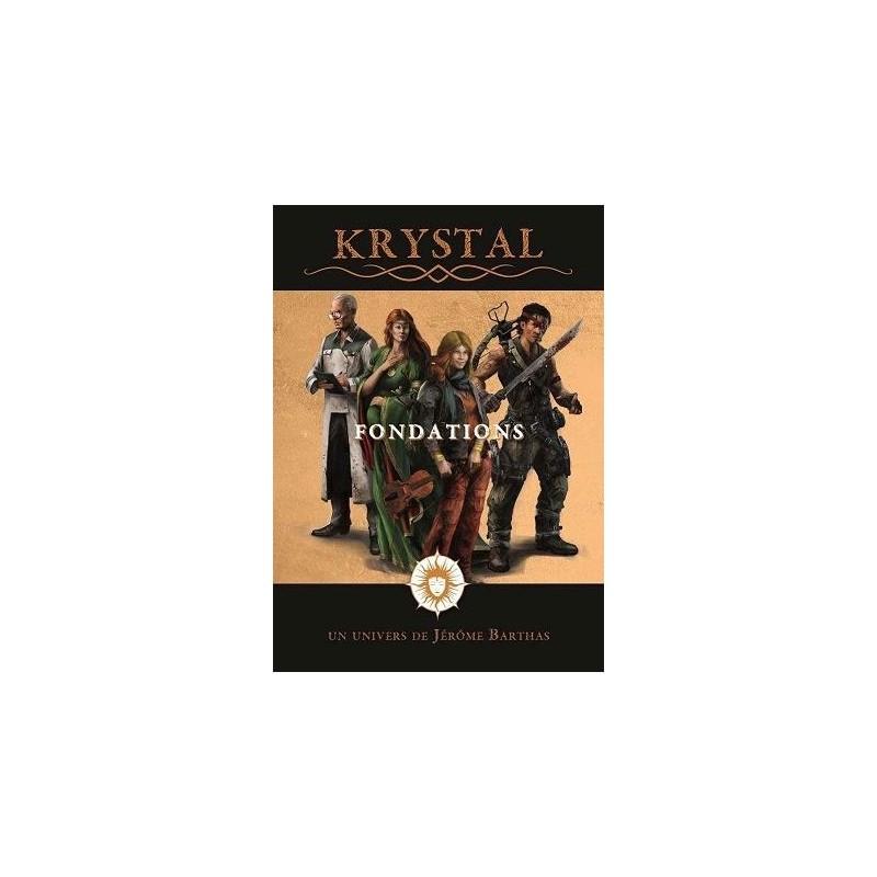Krystal Fondations un jeu Les XII singes