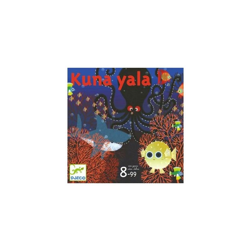 Kuna Yala un jeu Djeco