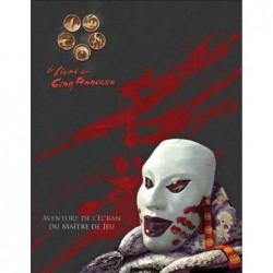 L5A - Livre des cinq anneaux - écran un jeu Edge