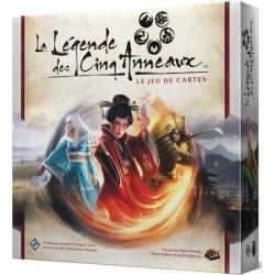 Boîte de base un jeu FFG France / Edge
