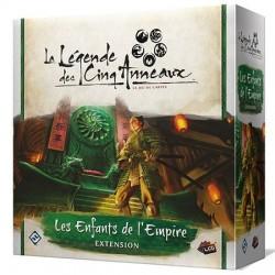 Les enfants de l'Empire un jeu FFG France / Edge