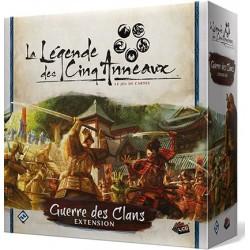 La guerre des clans un jeu FFG France / Edge
