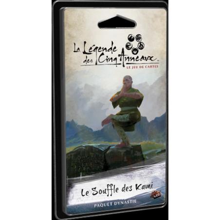 Le souffle des Kami un jeu FFG France / Edge