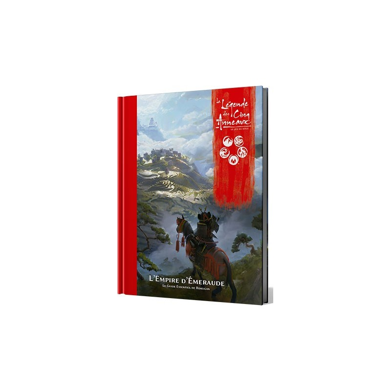 L'empire d'émeraude (En précommande) un jeu FFG France / Edge
